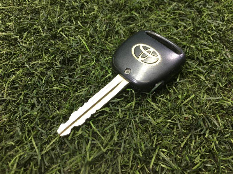 Ключ зажигания Toyota Caldina AZT241 1AZFSE 2007 (б/у)