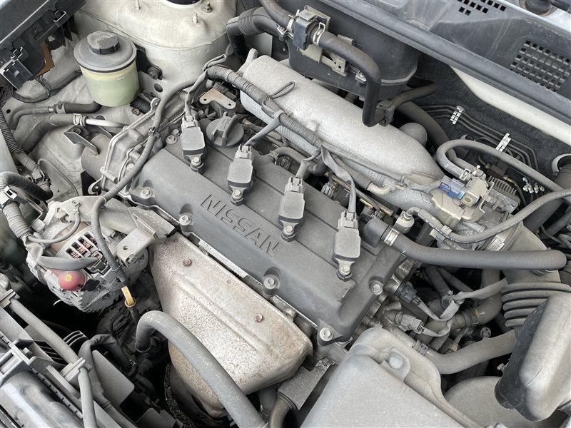 Двигатель Nissan Presage TU30 QR25DE 2001 (б/у)
