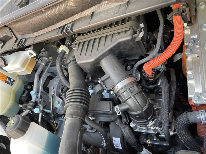 Двигатель Nissan Serena HC27 HR12DE 2019 (б/у)