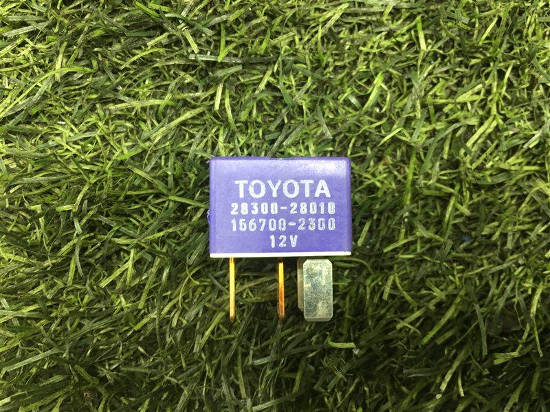 Реле Toyota Estima ACR50 2AZFE 2006 (б/у)