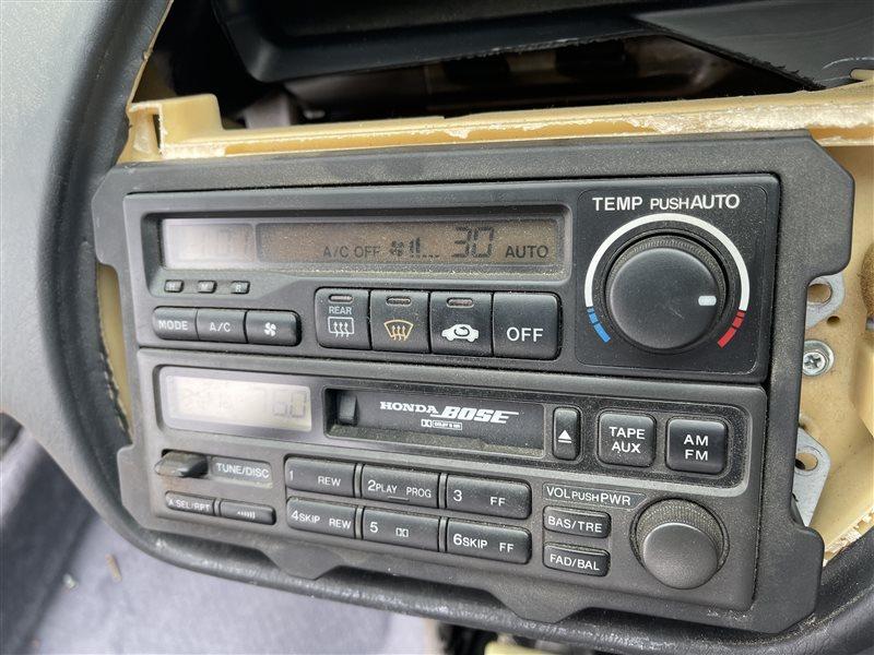 Блок управления климат-контролем Honda Accord CF6 F23A 1998 (б/у)