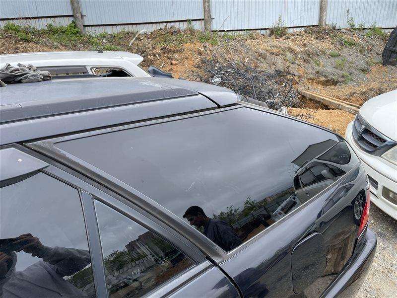 Стекло собачника Honda Accord CF6 F23A 1998 заднее левое (б/у)