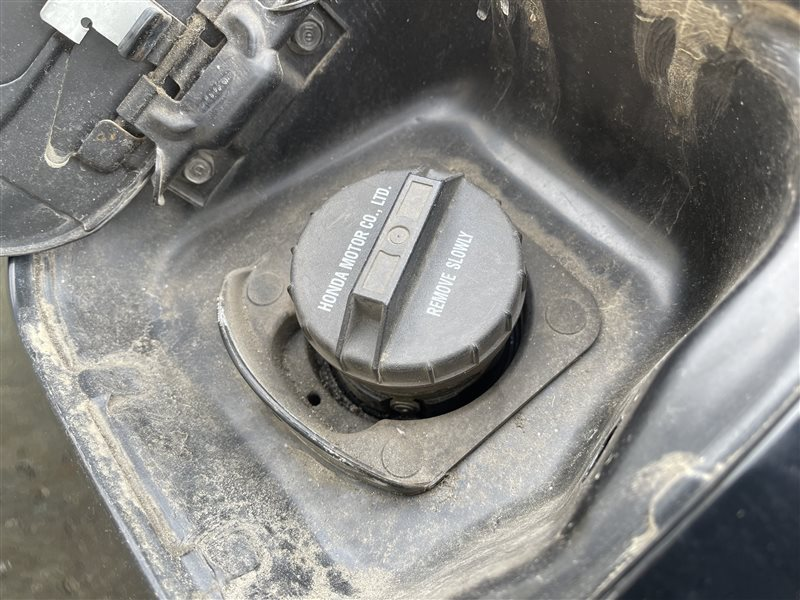 Крышка топливного бака Honda Accord CF6 F23A 1998 (б/у)