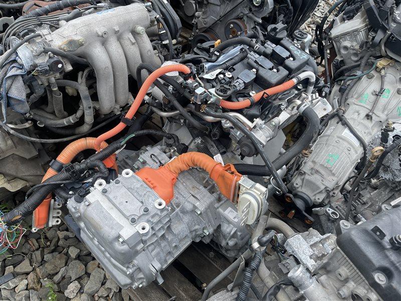 Двигатель+акпп Nissan Serena HC27 HR12DE 2019 (б/у)
