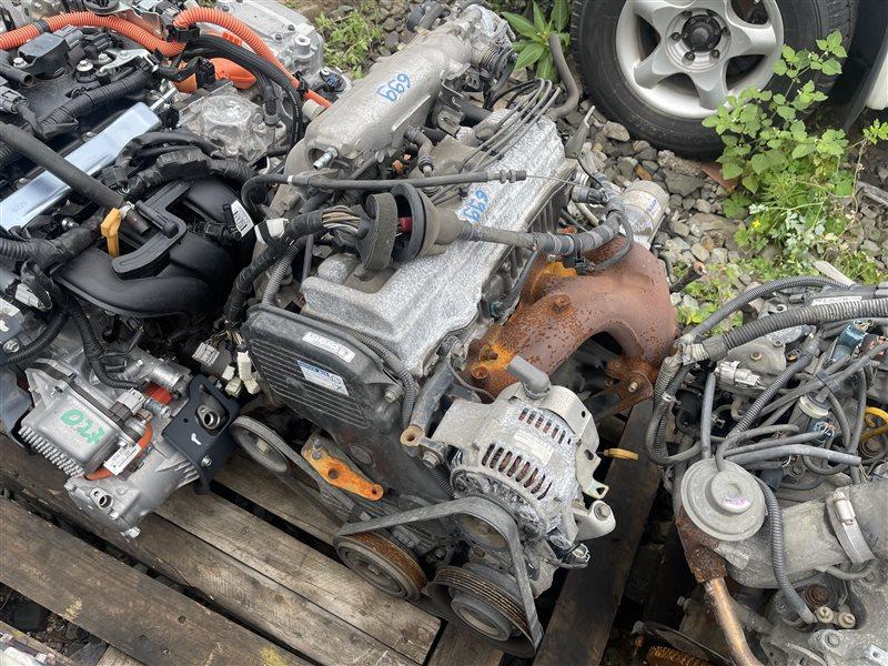 Двигатель Toyota Caldina ST191G 3SFE 2000 (б/у)