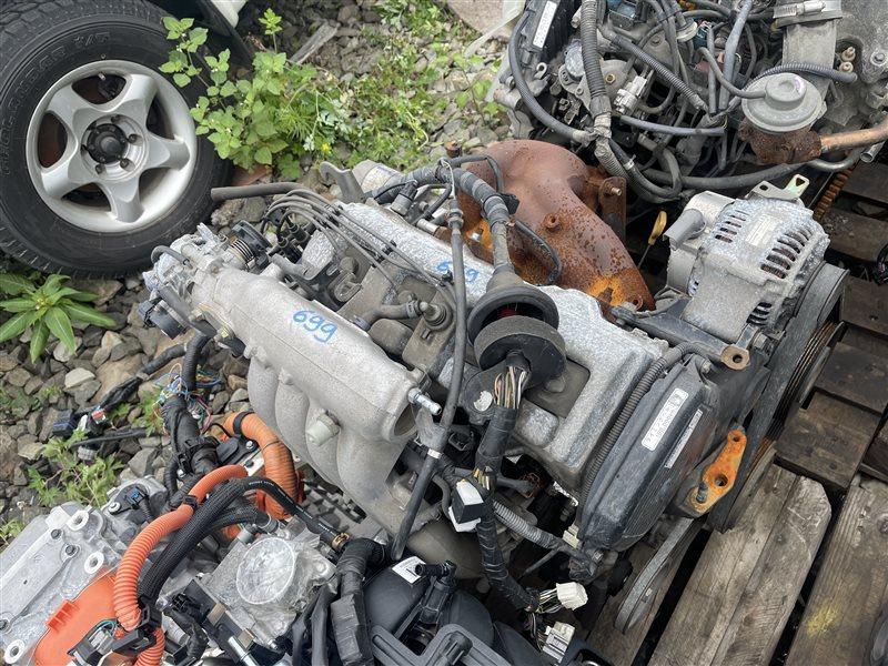 Двигатель+акпп Toyota Caldina ST210 3SFE 2000 (б/у)