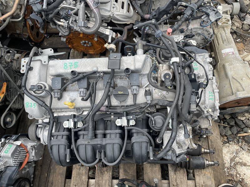 Двигатель+акпп Mazda Premacy CWEFW LFVD 2011 (б/у)