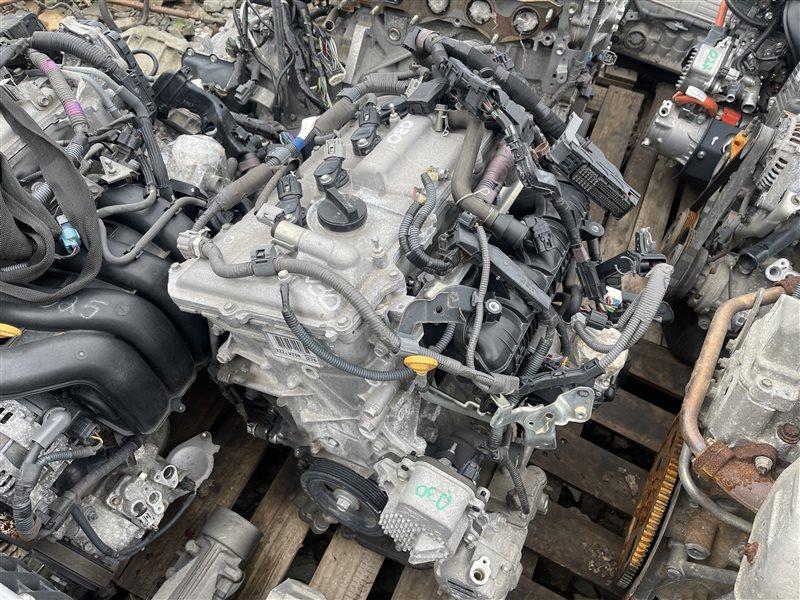 Двигатель Toyota Prius ZVW30 2ZRFXE 2011 (б/у)