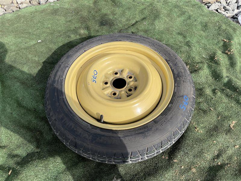 Запасное колесо Toyota Voxy ZRR70 3ZRFE 2007 (б/у)