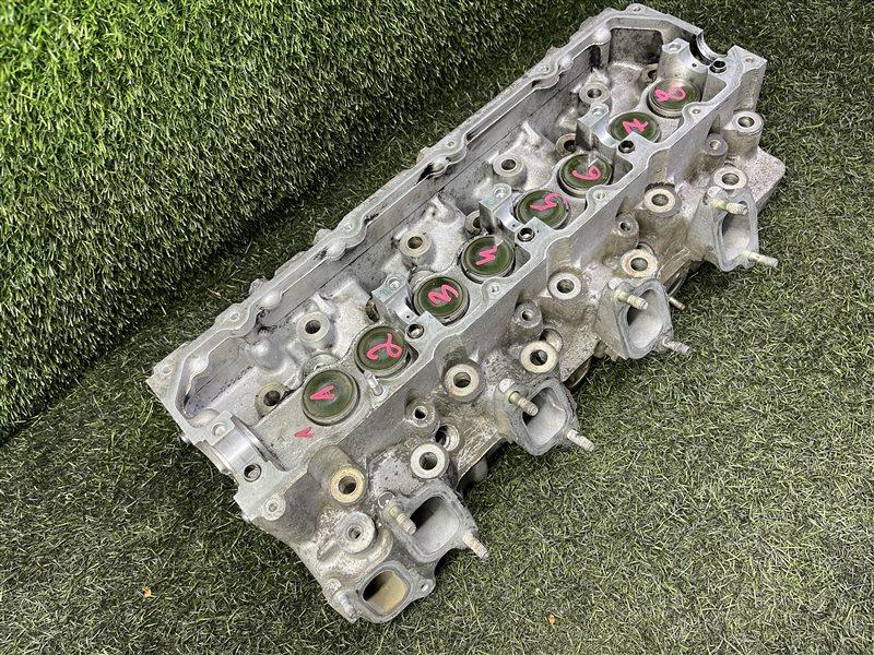 Головка блока цилиндров Toyota Hilux Surf KZN185 1KZTE 1998 (б/у)