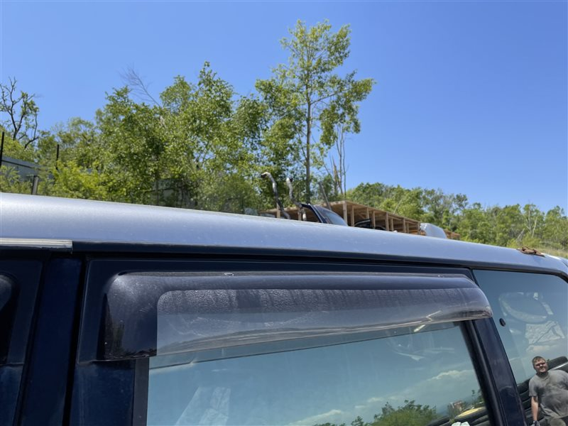 Ветровик Toyota Town Ace Noah CR50 3CT 1998 задний левый (б/у)