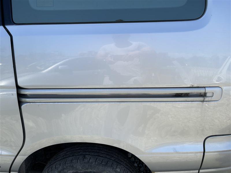 Полозья для сдвижной двери Toyota Town Ace Noah CR50 3CT 1998 задняя левая (б/у)
