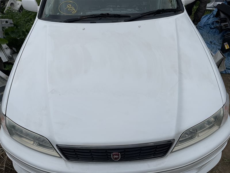 Капот Toyota Mark Ii Qualis MCV25 2MZFE 2000 передний (б/у)