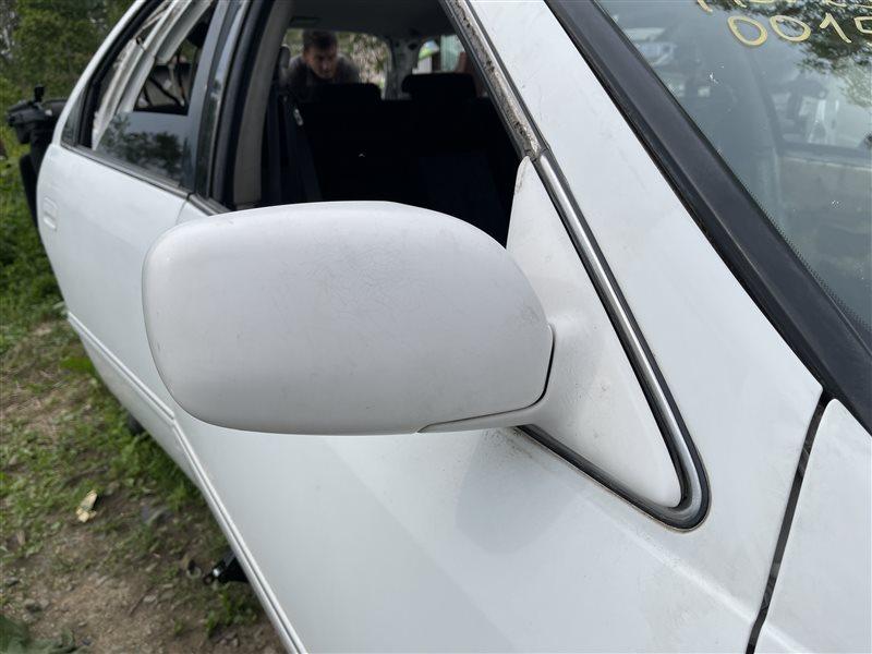 Зеркало заднего вида Toyota Mark Ii Qualis MCV25 2MZFE 2000 переднее правое (б/у)