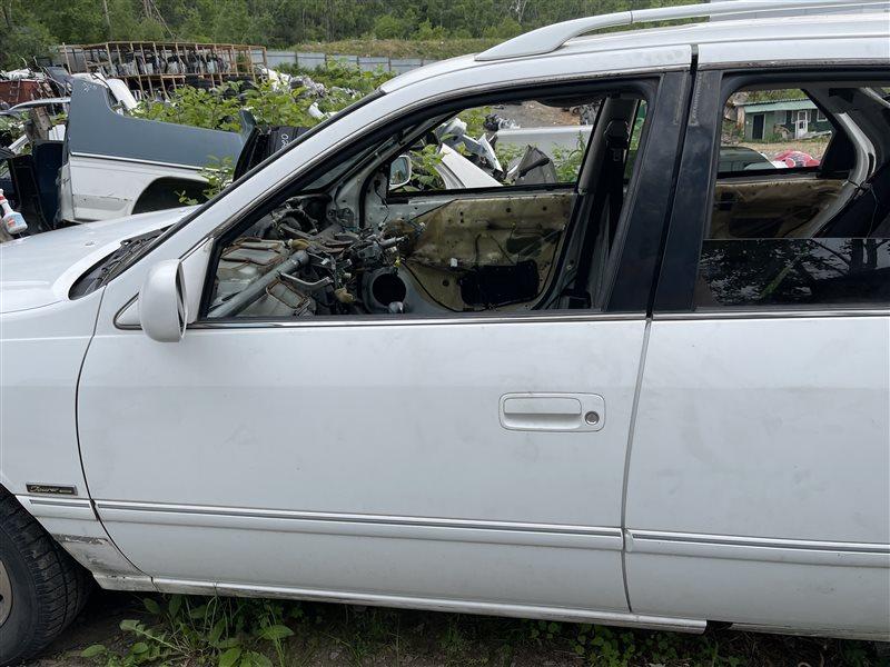 Дверь Toyota Mark Ii Qualis MCV25 2MZFE 2000 передняя левая (б/у)