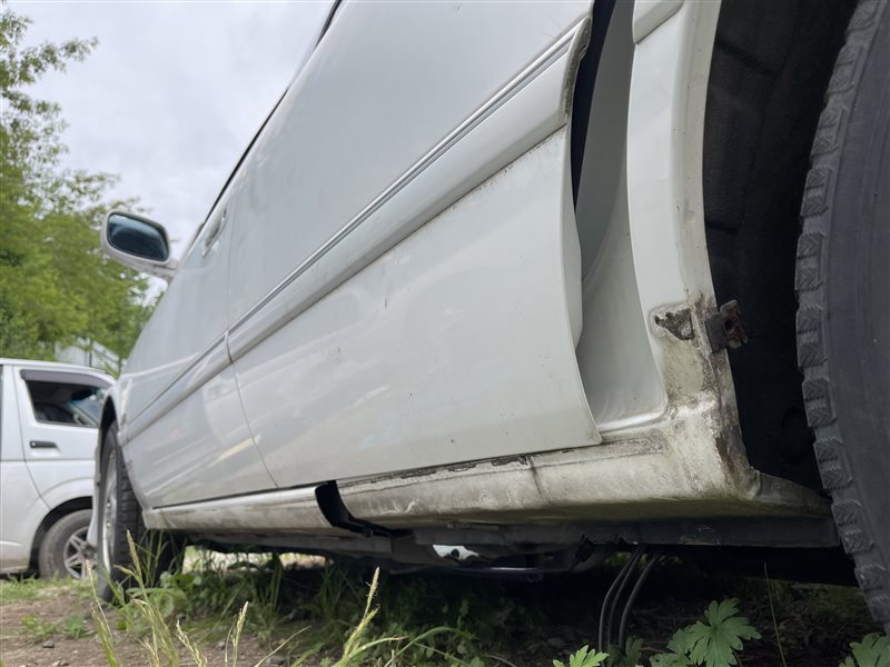 Порог кузова Toyota Mark Ii Qualis MCV25 2MZFE 2000 левый (б/у)