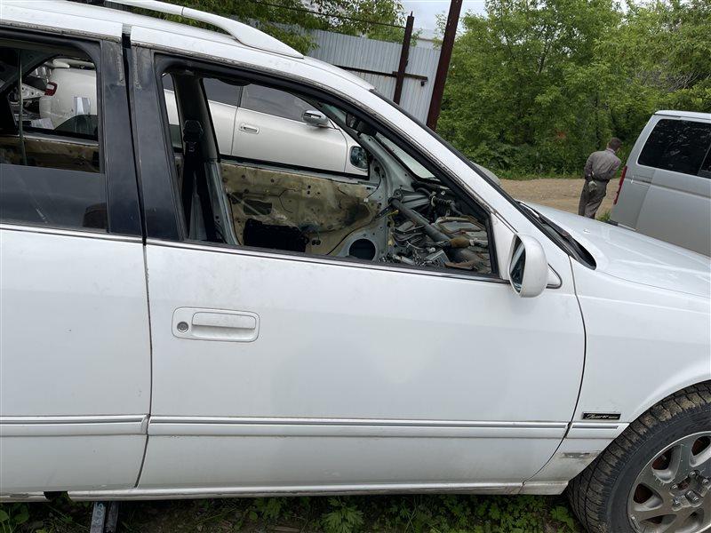 Дверь Toyota Mark Ii Qualis MCV25 2MZFE 2000 передняя правая (б/у)