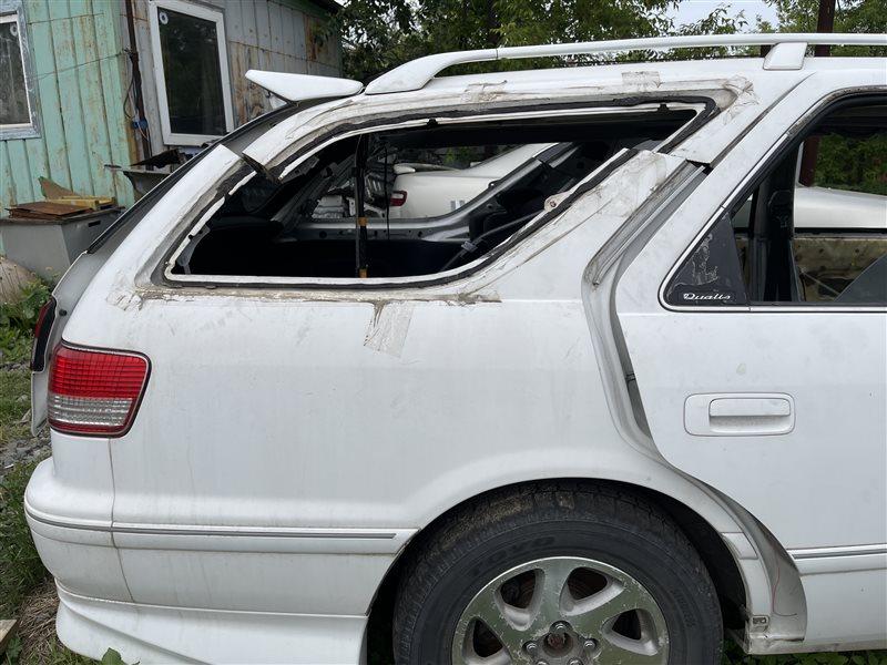 Крыло Toyota Mark Ii Qualis MCV25 2MZFE 2000 заднее правое (б/у)