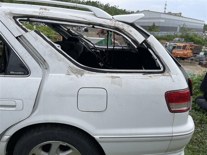 Крыло Toyota Mark Ii Qualis MCV25 2MZFE 2000 заднее левое (б/у)