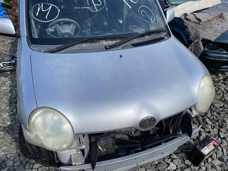 Капот Toyota Sienta NCP81 1NZFE 2006 передний (б/у)