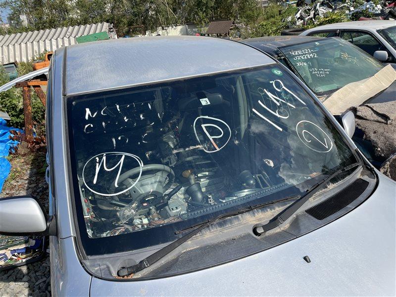 Лобовое стекло Toyota Sienta NCP81 1NZFE 2006 (б/у)