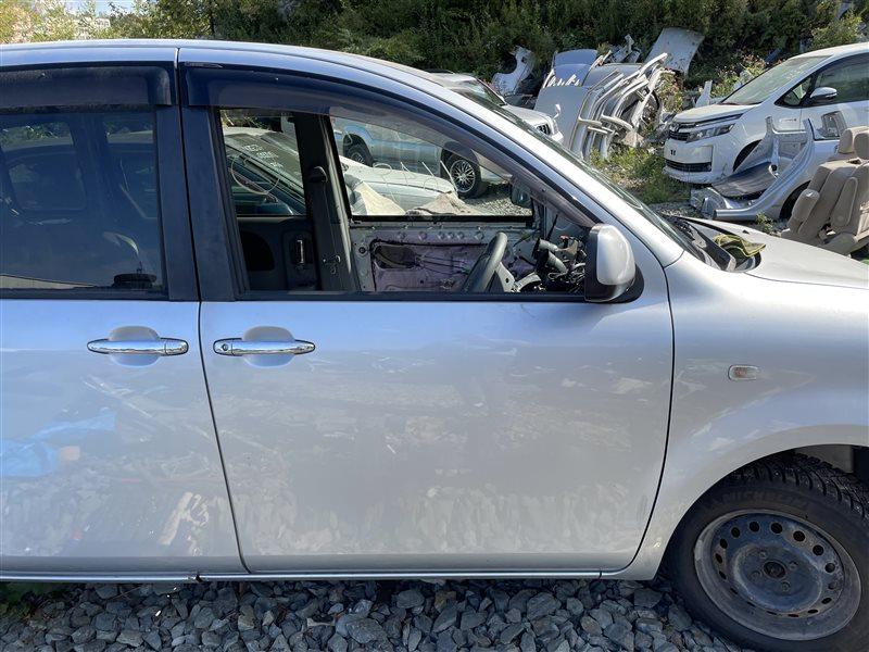 Дверь Toyota Sienta NCP81 1NZFE 2006 передняя правая (б/у)