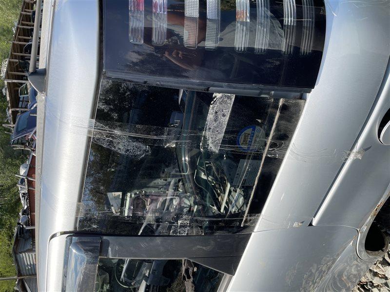 Стекло собачника Toyota Sienta NCP81 1NZFE 2006 заднее левое (б/у)