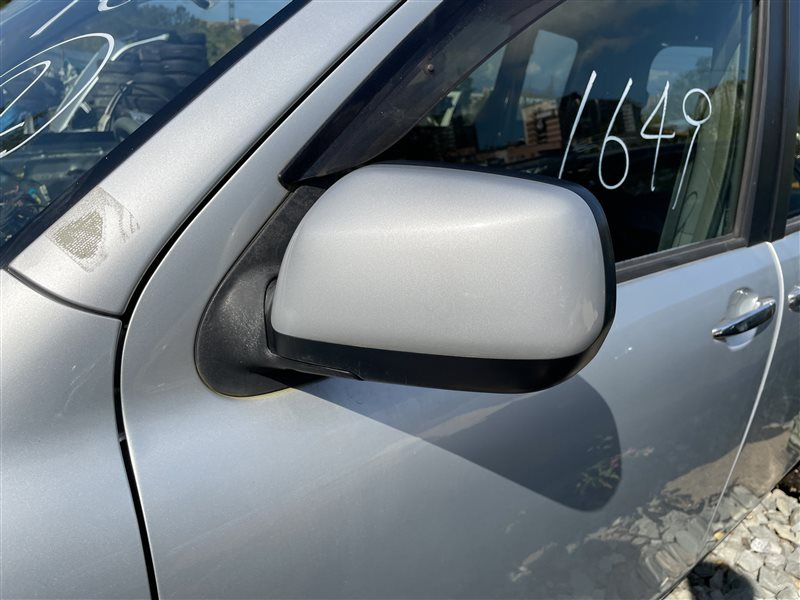 Зеркало заднего вида Toyota Sienta NCP81 1NZFE 2006 переднее левое (б/у)