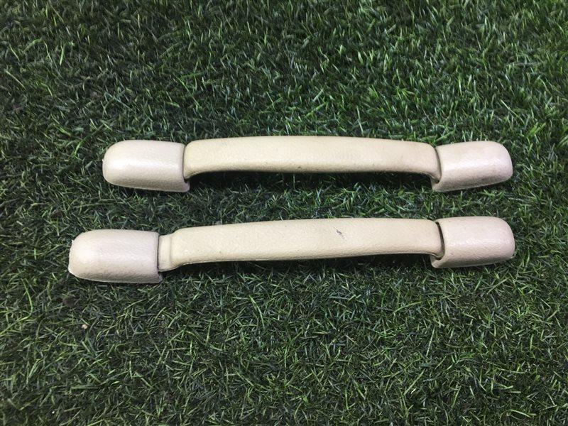 Ручки салона Nissan Presage JHU30 QR25DE 2001 задние (б/у)