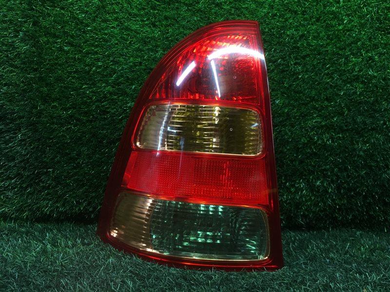 Стоп-сигнал Toyota Corolla Fielder CE121 1NZFE 2004 задний левый (б/у)
