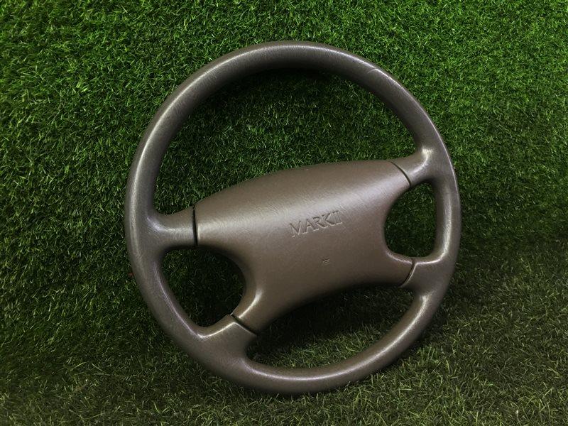 Руль Toyota Mark Ii GX90 1GFE 1994 (б/у)