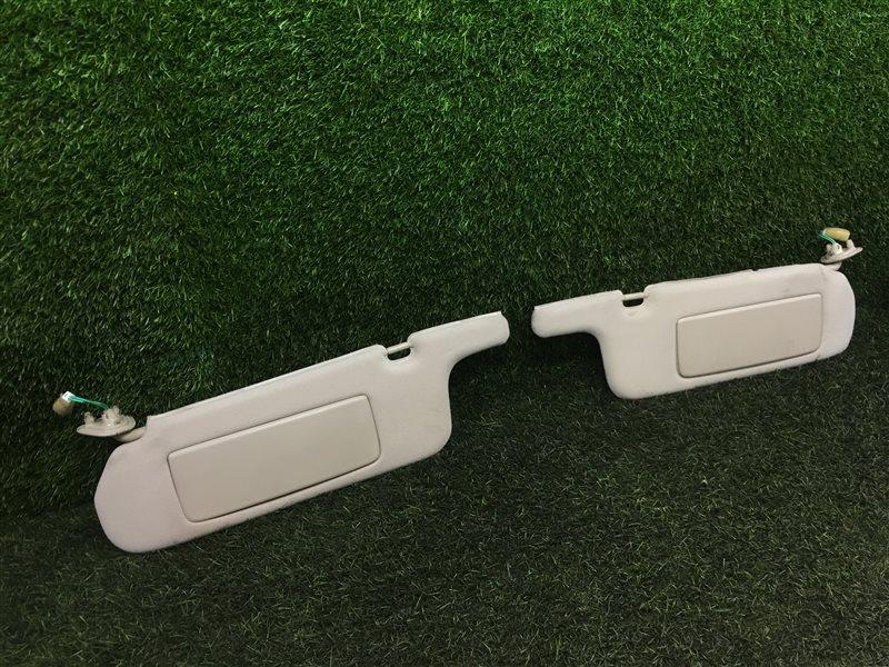 Козырьки солнцезащитные Toyota Mark Ii GX90 1GFE 1994 (б/у)