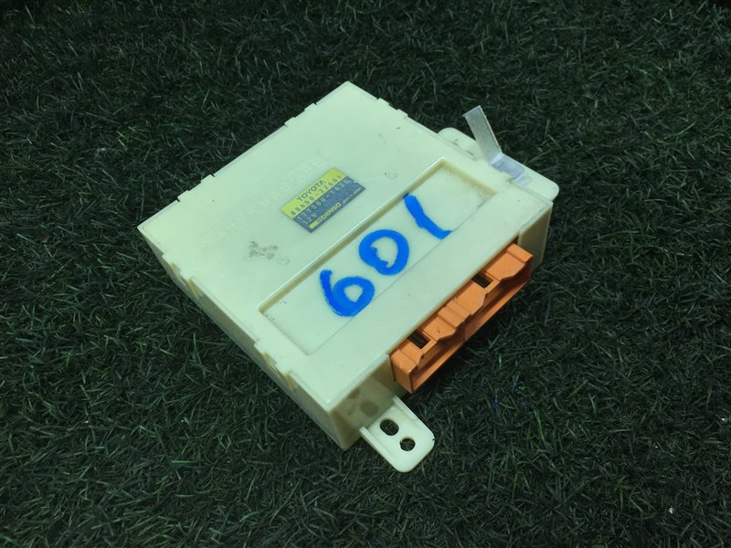 Блок управления кондиционером Toyota Mark Ii GX90 1GFE 1994 (б/у)
