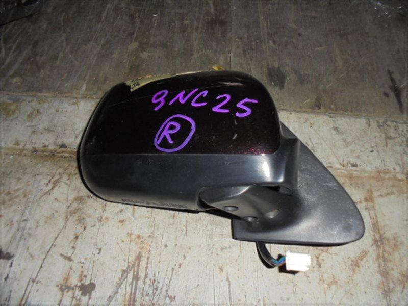 Зеркало Toyota Bb QNC20 правое (б/у)