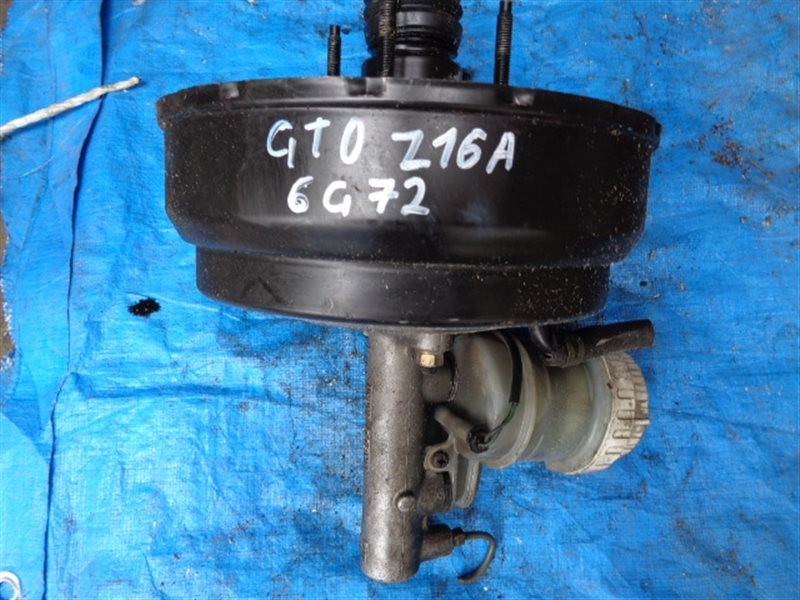 Главный тормозной цилиндр Mitsubishi Gto Z16A (б/у)