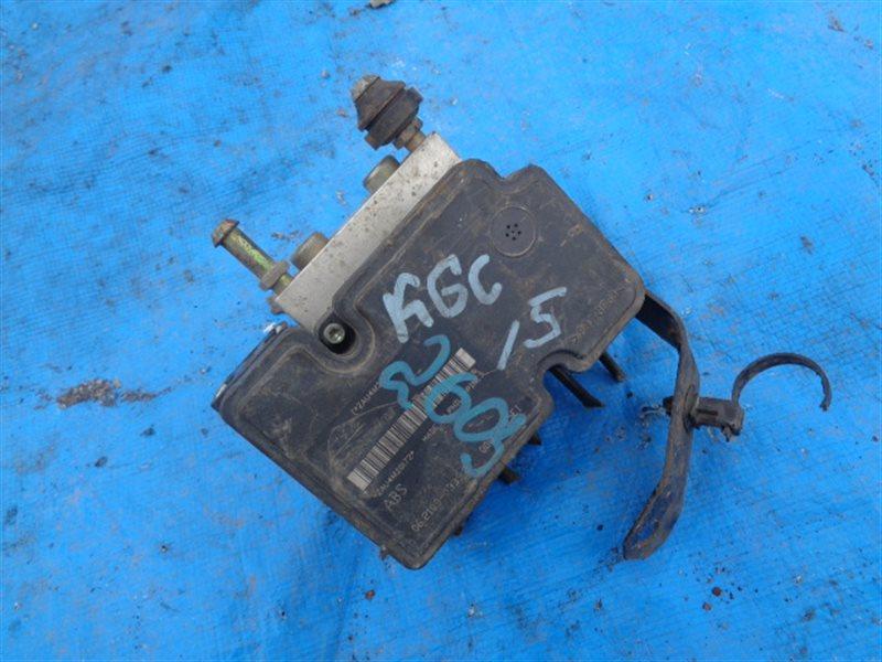 Блок abs Toyota Passo KGC15 44510-B1020 (б/у)