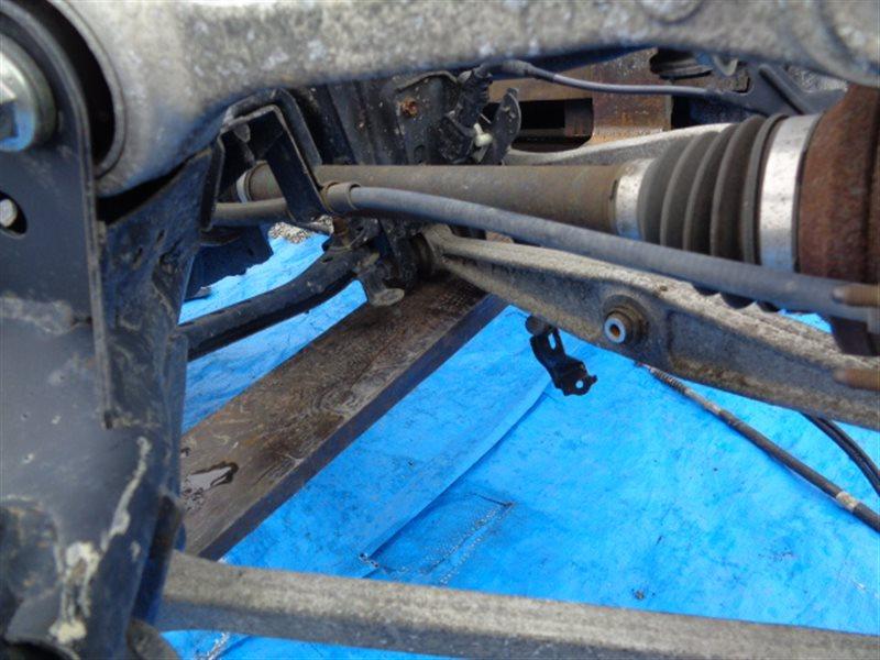 Привод Lexus Ls600 UVF46 2UR-FSE задний левый (б/у)