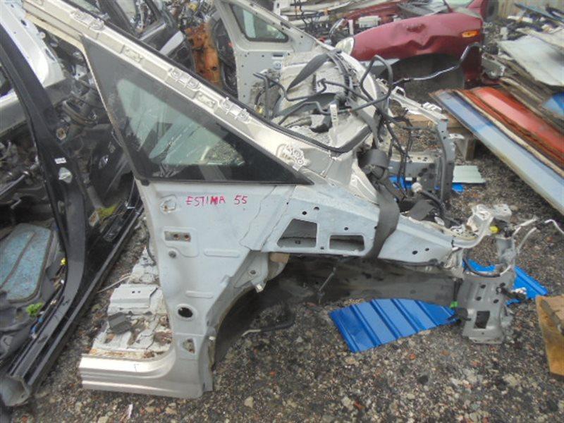 Лонжерон Toyota Estima ACR55 передний правый (б/у)