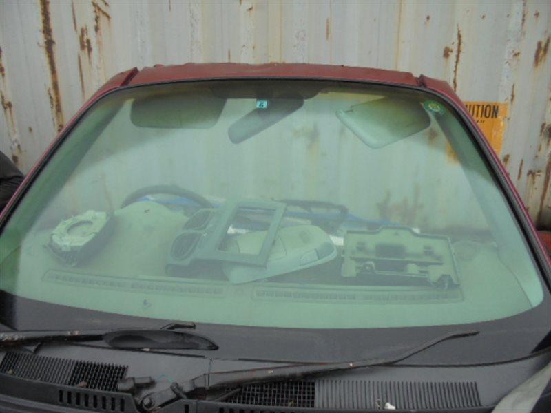 Стекло лобовое Hyundai Santa Fe SM G6BA 2000 (б/у)