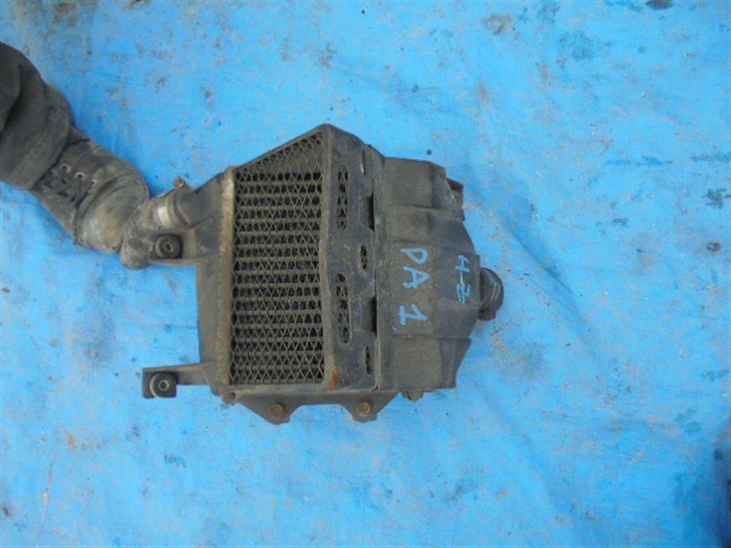 Радиатор интеркулера Honda Z PA1 (б/у)