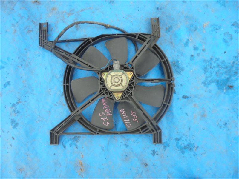 Диффузор радиатора Nissan Silvia S15 (б/у)