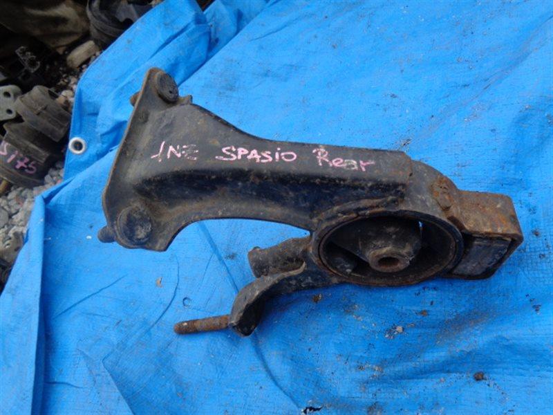 Подушка двигателя Toyota Spacio NZE121 задняя (б/у)