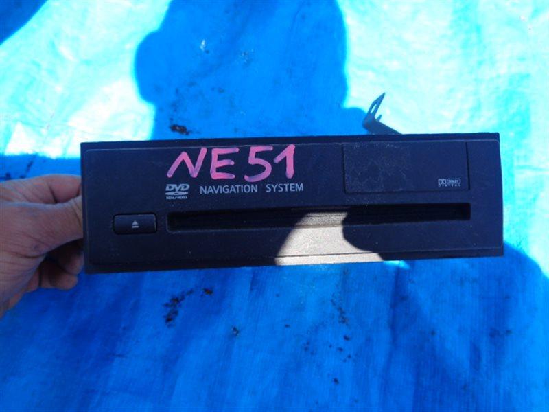 Блок управления навигацией Nissan Elgrand E51 25915WL002 (б/у)