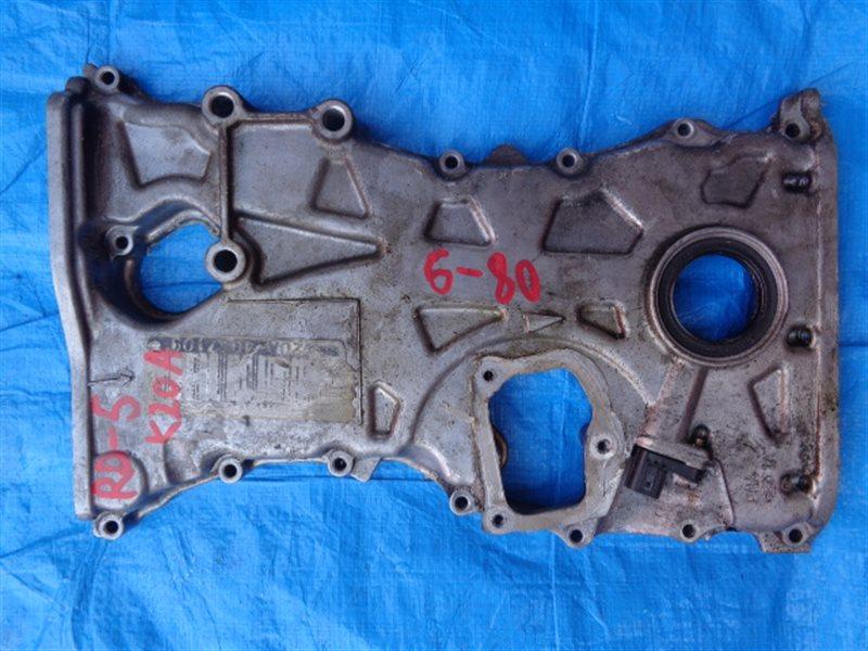 Лобовина двс Honda Cr-V RD5 K20A (б/у)