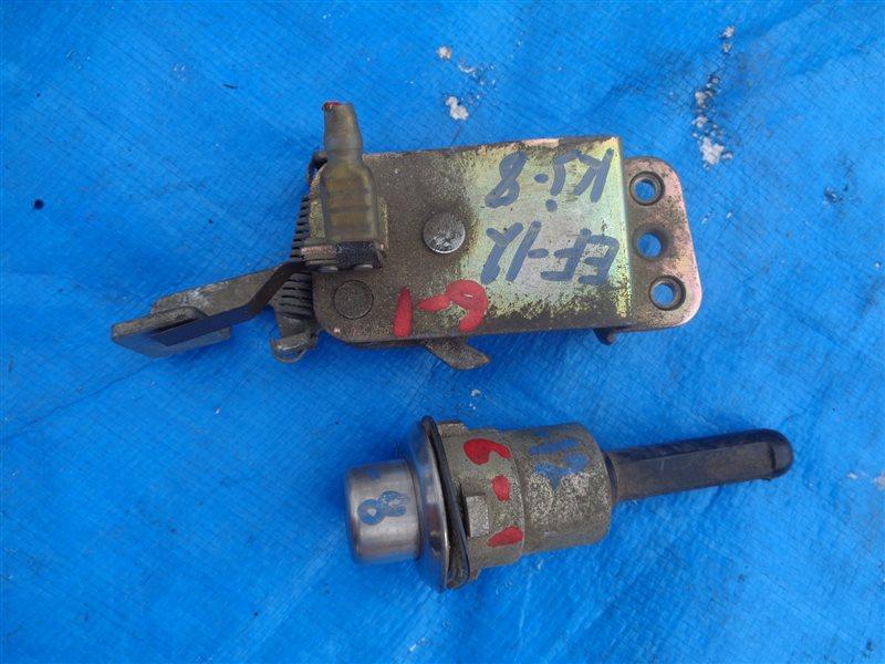 Ручка двери Subaru Domingo KJ8 задняя (б/у)