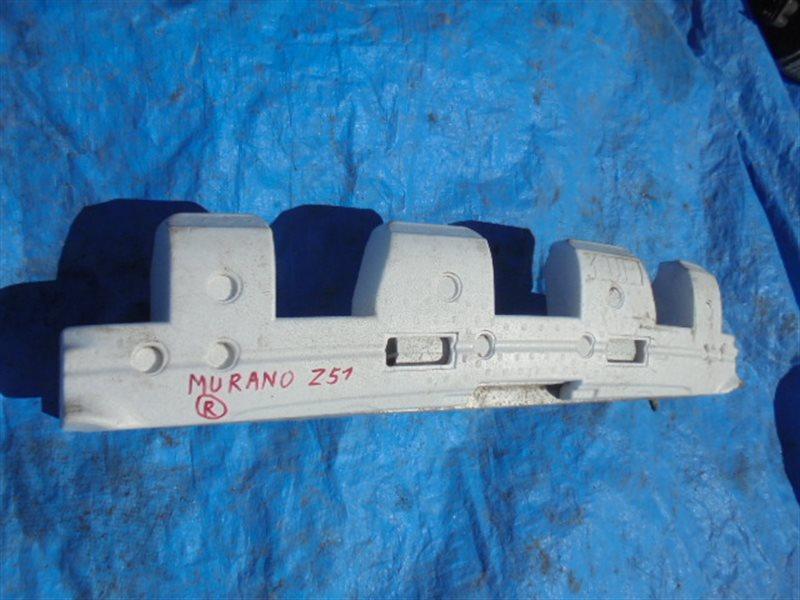 Жесткость бампера Nissan Murano PNZ51 VQ35DE задний (б/у)