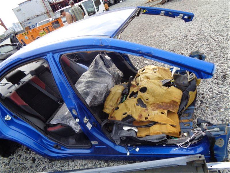 Порог кузова Subaru Impreza Wrx VAB EJ20Y правый SEDAN (б/у)