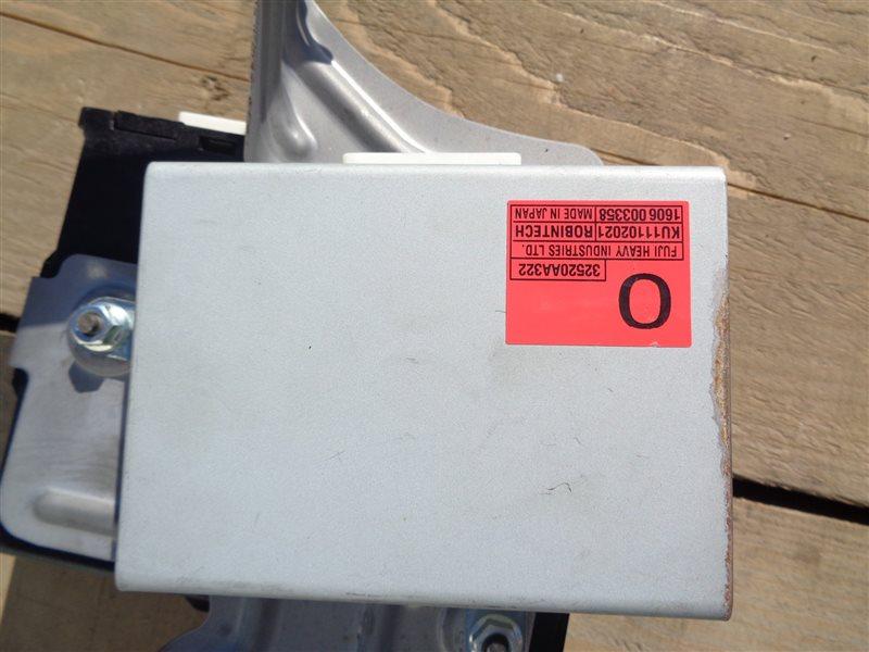 Электронный блок Subaru Impreza Wrx VAB KU11102021 (б/у)