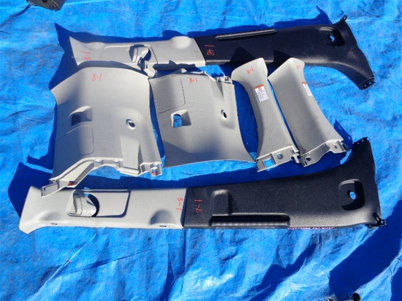 Пластик салона Toyota Esquire ZRR80 ЦЕНА ЗА 1ШТ. (б/у)