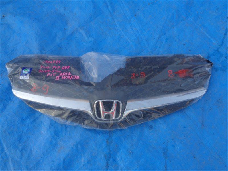 Решетка радиатора Honda Fit Aria GD6 II MODEL (б/у)